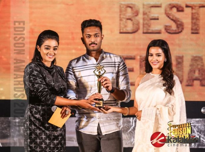 Celebrities at 13th Annual Edison Awards 2020