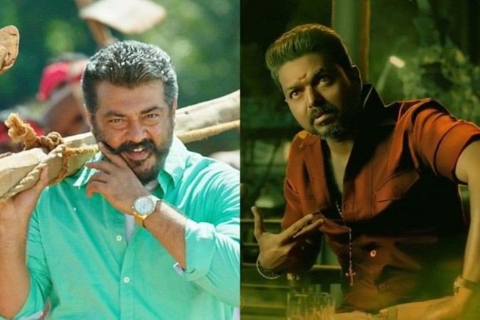 Viswasam and Vijay