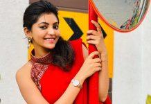 Actress Athulya Ravi New Stills