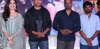 Kannum Kannum Kollaiyadithaal Press Meet