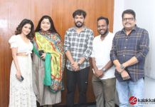 Naan Sirithal Success Meet Stills