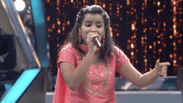 Super Singer Shivangi