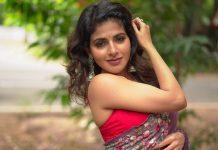 Actress Iswarya Menon Latest Photos