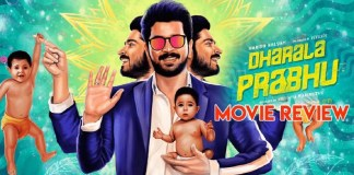 Dharala Prabhu Movie Review