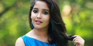Viswasam Anika in Modern Costume