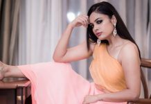 Actress Nandita Swetha Photo Shot