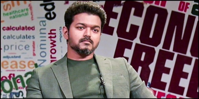 Vijay Investigation with Fans