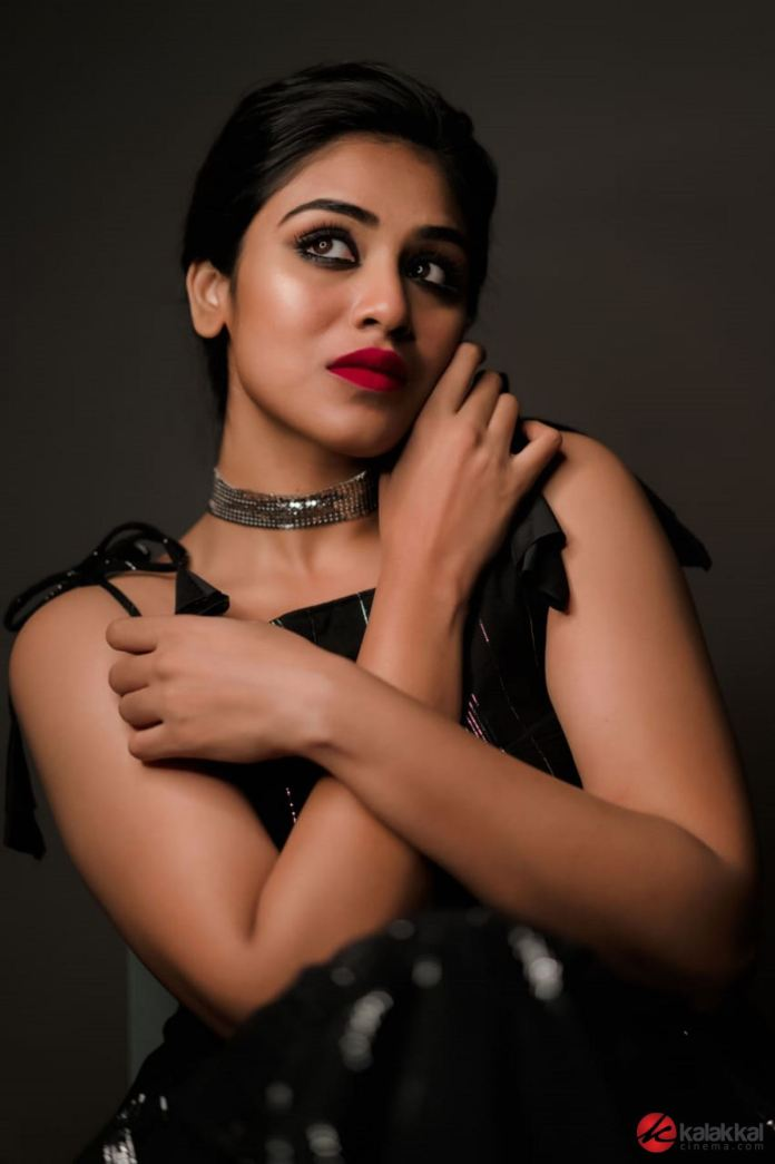 Beauty In Black Indhuja