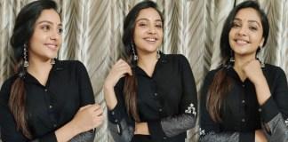 Smruthi Venkat Looks Elegant