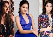 Actress Andrea Jeremiah Stills