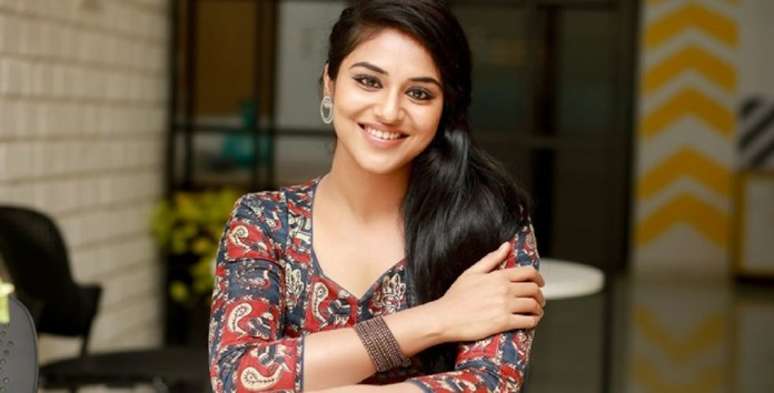 Actress Indhuja Latest Photoshoot
