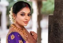 Bigg Boss Reshma Saree Photo shoot