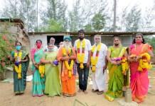 PT Selvakumar's Co Pooja