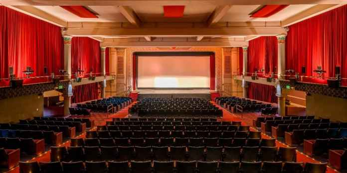 Theater Owners Plan After Unlock