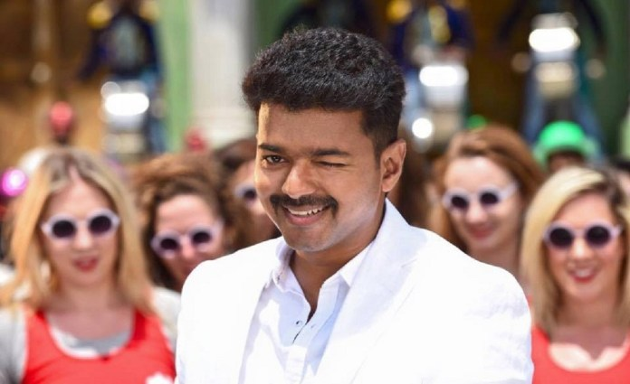 Theri Movie Song New Record