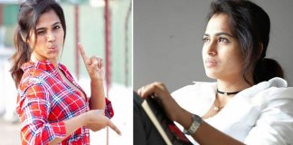 Actress Ramya Pandiyan Latest Stills
