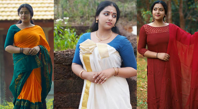Actress Anu Sithara Stills