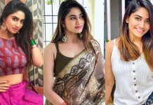 Actress Shivani Narayanan Latest Stills