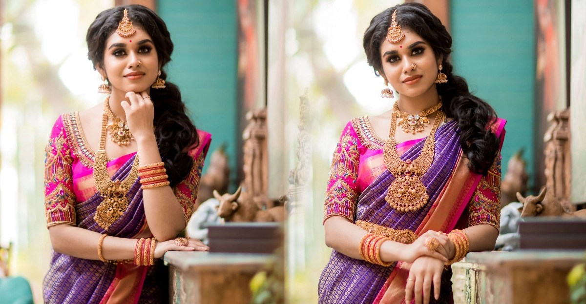 Actress Meenakshi Govindarajan Stills - Kalakkal Cinema