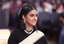 Keerthy Suresh Latest Photo shoot