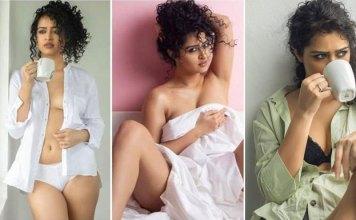 Actress Apsra Rani Latest Photoshoot Gallery