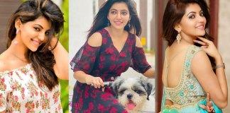 Actress Athulya Ravi Latest Stills