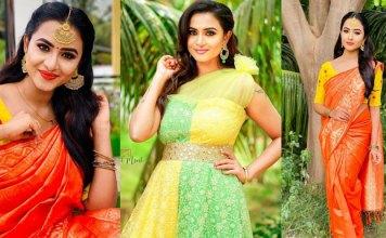 Actress Janani Ashok Kumar Latest Stills