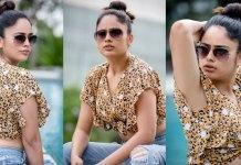 Actress Nandita Swetha Latest Stills