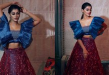 Actress Yashika Aannand Latest Photos