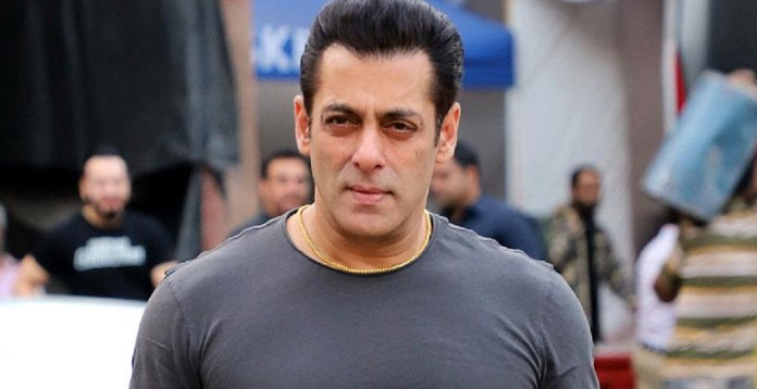 Salman Khan As Former