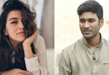 Hanshika and Dhanush New Movie