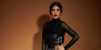 Shruti Haasan in Edge Song Record