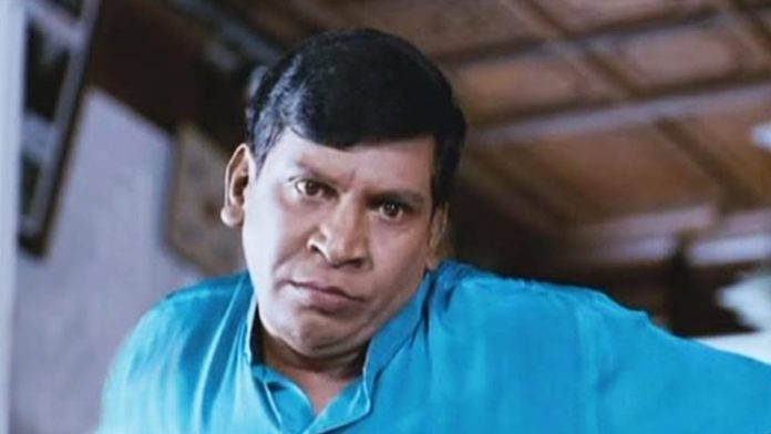 Vadivelu Re Entry