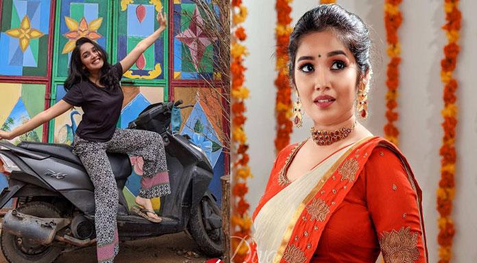 Actress Anikha Surendran Latest Photos