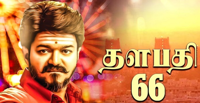 Thalapathy 66 Movie Director