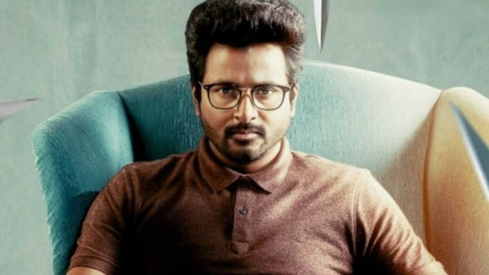Sivakarthikeyan in Doctor Movie Release