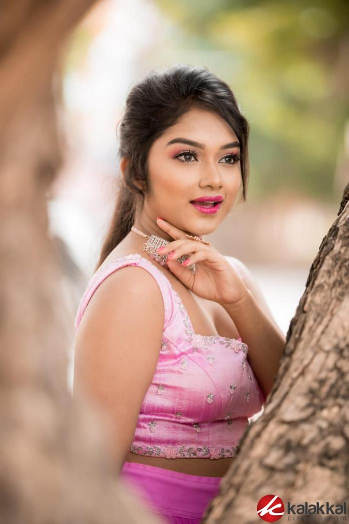 Chithi 2 Serial Nayagi Preethi sharma Latest Photoshoot Stills
