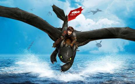 How to Train your Dragon 2__