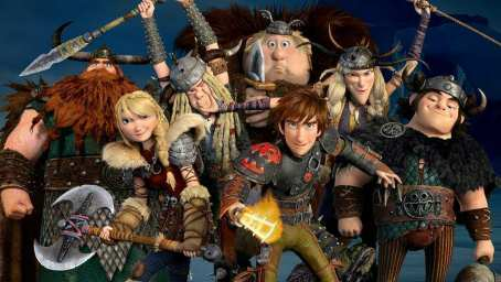 How to Train your Dragon 2___