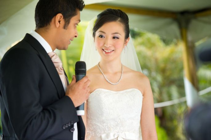 Kalamakeup for bride Karen's wedding at Upper House, H.K.