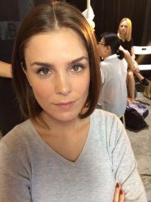 Kate Spade model