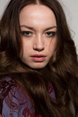 Milan Fashion Week Vivetta show 2015 makeup by Kalam