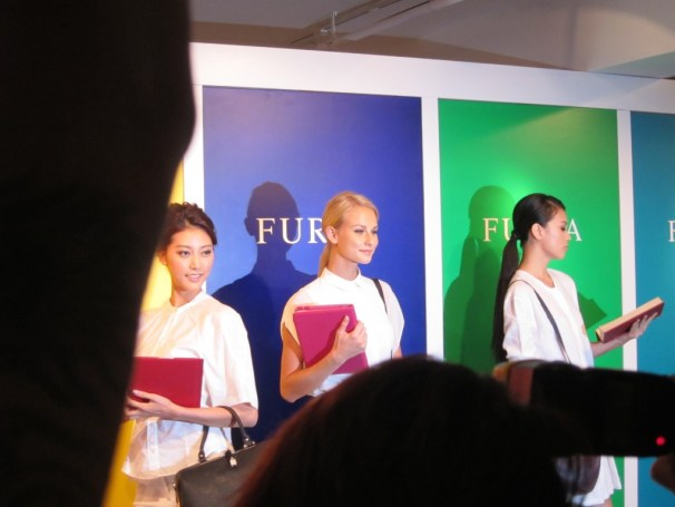 Kalamakeup makeup & hair styling for fashion shows for Furla