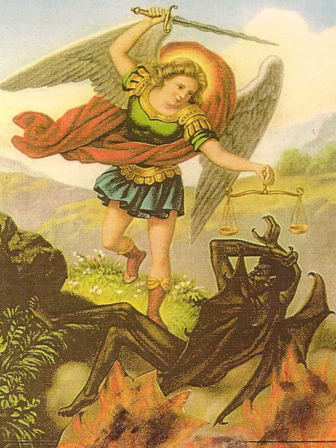 ArchAngel Michael protect us