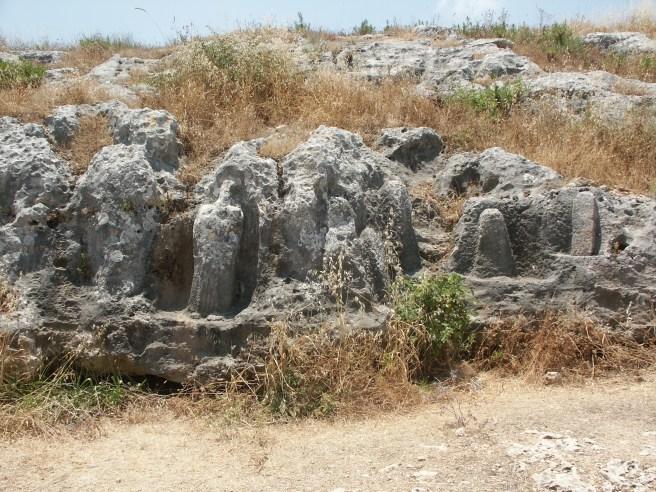 Apostle carving, Lebanon