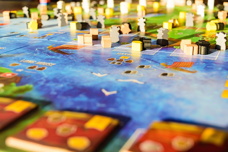 competitive board games for couples