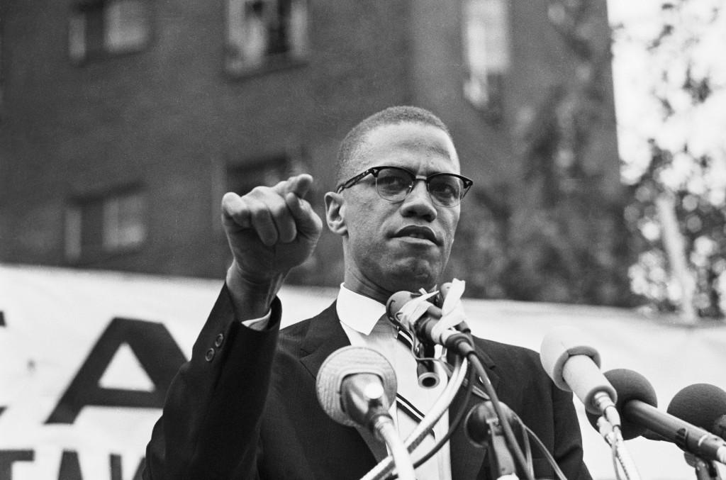 Malcolm X Intro 01
