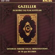 Gazeller – 78 Devirli Tas Plak Kayitlari – Various Artists