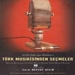 Türk Musıkisinden Seçmeler, No. 2 – Nevzat Atlığ