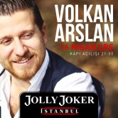 "Volkan Arslan ""İstanbul"" Konseri"